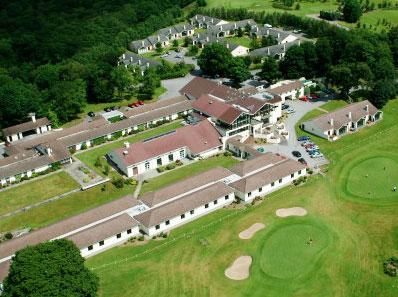 Castlerosse Hotel In Killarney Am Ring Of Kerry Bietet Hotel